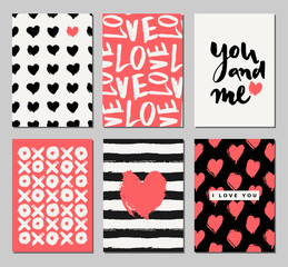 Valentine's Day Designs Set