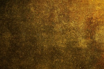 Wall Mural - Bronze metal texture background