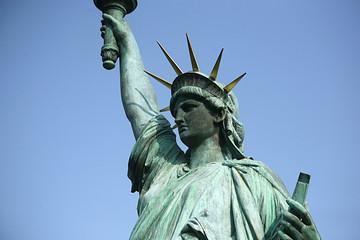 東京お台場|自由の女神像