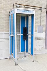 Abandoned Phone Booth II