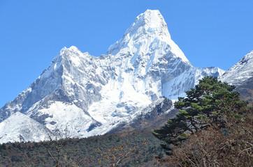 Непал, Гималаи, пик Амадаблан (Ама-Даблан)