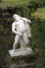 Sculpture à Pompéi