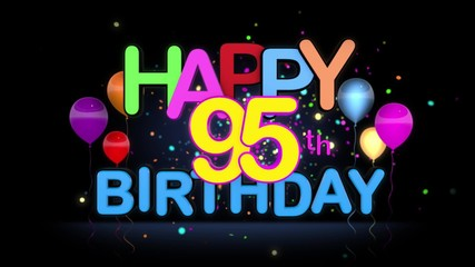 Image result for 95th birthday images
