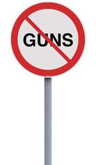 Guns Not Allowed