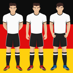 Germany National Team for European Competition