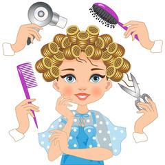 Parrucchiere- Hair Salon