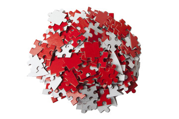 Pile of Puzzles