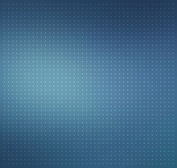 Blue grey gradient. Dotted vector background