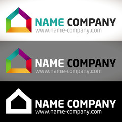 logo décorateur artisan conseil peintre