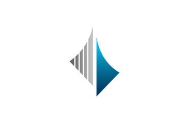 triangle real estate logo
