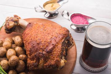 restaurant supply pork shank