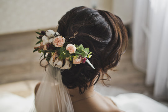 The decoration of womens hair colors 5726.