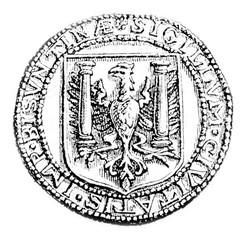 Bookmark the city of Besancon, first half of the sixteenth centu