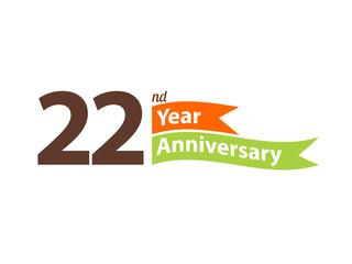 22 year anniversary