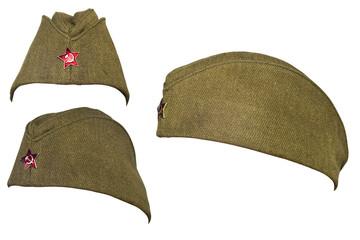 Russian soldier field cap