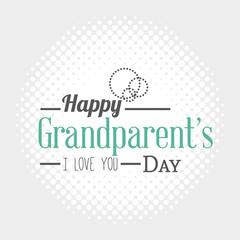 Happy grandparent's day