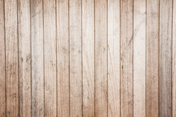 Wooden desk surface background.