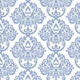 Vintage Damask Royal Ornament Pattern Element Luxury Texture For Wallpapers Fabric Textile