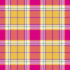 plaid indian madras fabric texture seamless pattern
