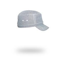stylish cap for boy isolated on white