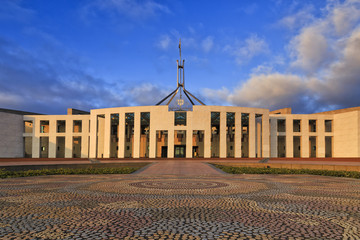 CAN Parliament Rise aboriginal