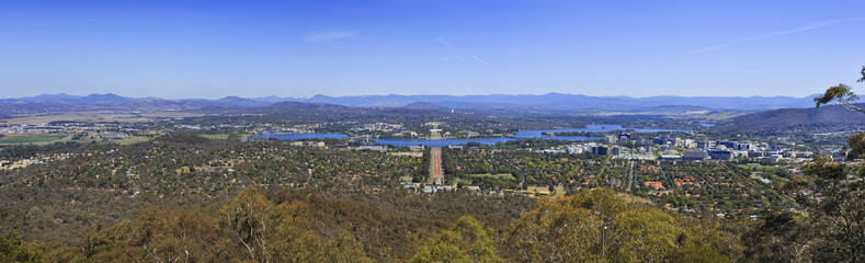 CAN Mt Ainslie day panorama