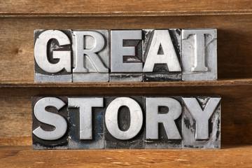 great story tray