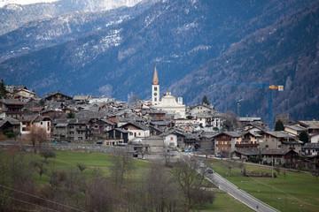 La Salle Valle d'Aosta Italia