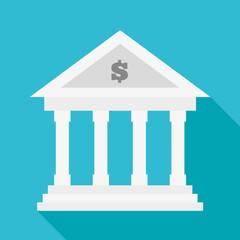 bank icon design