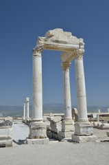 Ruins of Laodicea on the Lycus, Turkey