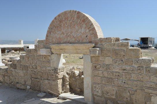 Ruins of Laodicea on the Lycus, Turkey