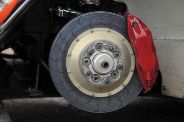 Car brake disk