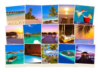 Stack of Maldives beach shots (my photos)