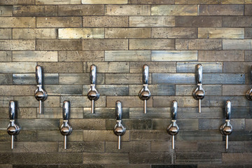 Tap Handles at Taphouse