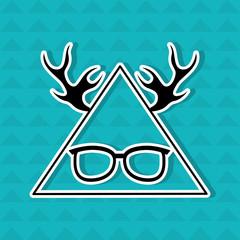 hipster element design