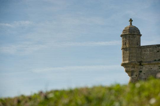 Blaye citadel, France,  Travel, Gironde, Aquitaine, Vauban