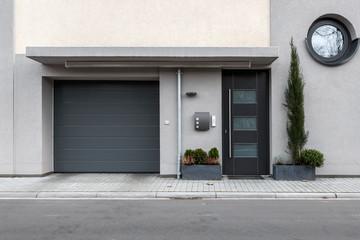 Wohnung Haustür Eingang
