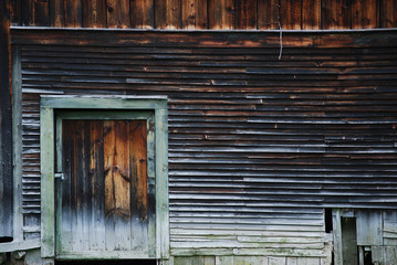 Old Brown Barn