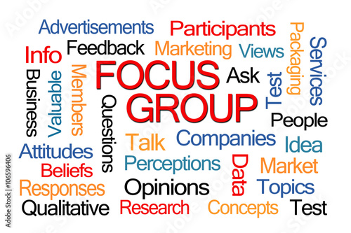 marketing focus group Conducting focus groups and other qualitative marketing research, market street research helps businesses and organizations better understand how people make decisions and to learn what factors influence decisions.