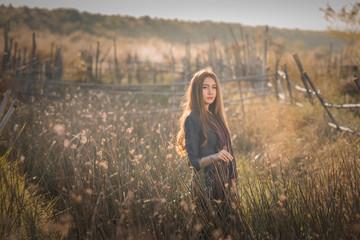 Rural woman thai