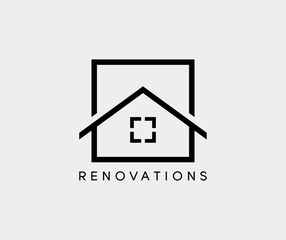 Renovation logo