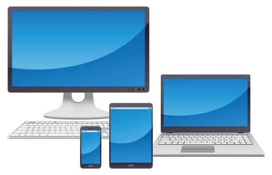 スマートデバイスとパソコン2