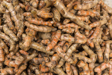 Turmeric is one of the main ingredients used in most Asian dishe
