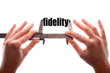 Small fidelity concept
