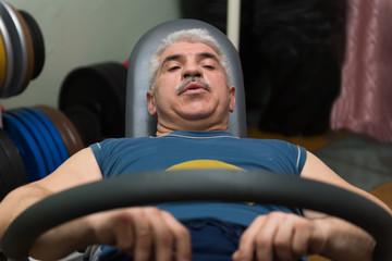 Training athlete. Freestyle wrestling. Ukraine