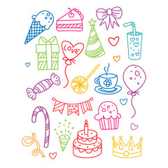 Birthday Party Image Collection
