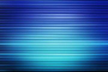 a cyan blue color gradiant striped background