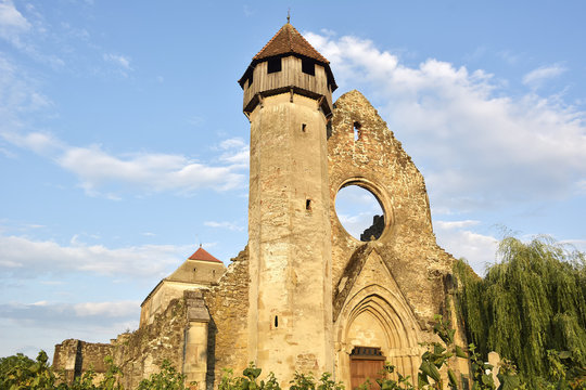 Cirta Monastery is a former Cistercian (Benedictine) monastery in southern Transylvania. The monastery was probably founded in 1202-1206 by monks f abbey (daughter house of Pontigny abbey)