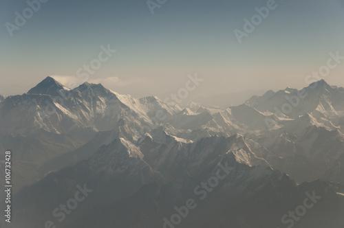 Fotobehang Himalayas - Nepal