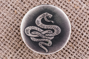 The snake - a symbol of wisdom and vitality, guardian life,health.